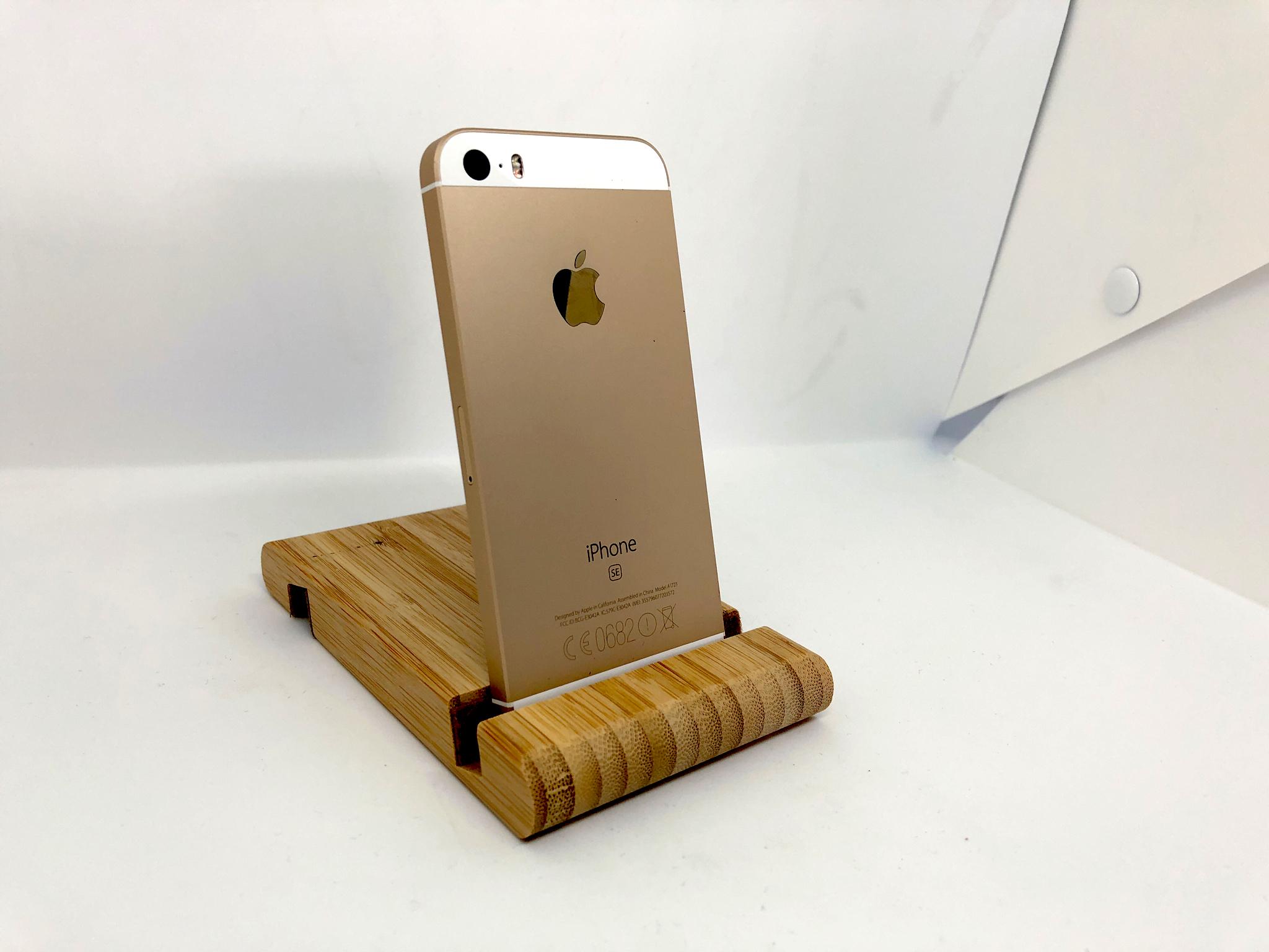 iPhone SE 16GB, 16 GB, Gold, bild 2