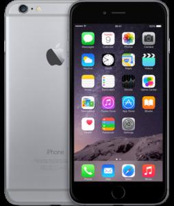 iPhone 6S Plus 32GB, 32GB, Gray