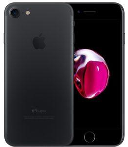 iPhone 7 32GB, 32 GB, Black