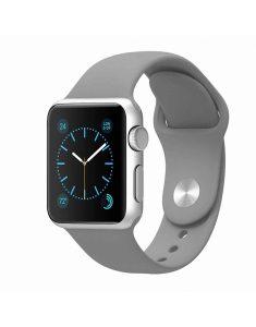 Watch Series 3 Aluminum Cellular (42mm), Grey Sport