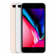 iPhone 8 Plus 64GB, 64GB, Gray