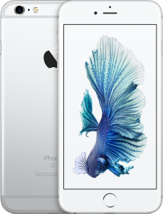 iPhone 6S Plus 32GB, 32GB, Silver