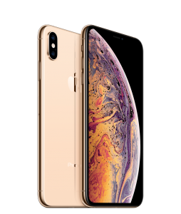 iPhone XS 64GB, 64GB, Gold