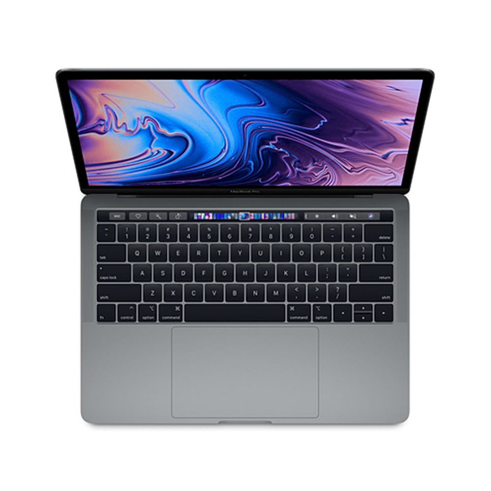 "MacBook Pro 13"" Touch Bar, Space Gray, Intel Quad-Core i5 2.3 GHz, 8 GB RAM, 512 GB SSD"