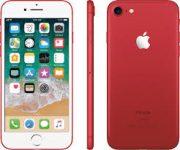 iPhone 7 128GB, 128GB, Red