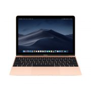 "MacBook 12"", Gold, Intel Core i7 1.4 GHz, 16 GB RAM, 256 GB SSD"