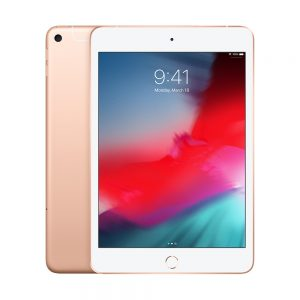 iPad 5 Wi-Fi + Cellular 32GB, 32GB, Gold