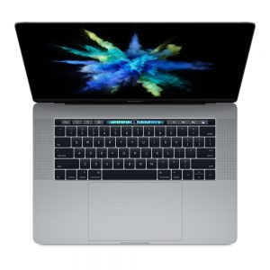"MacBook Pro 15"" Touch Bar Late 2016 (Intel Quad-Core i7 2.6 GHz 16 GB RAM 512 GB SSD), Space Gray, Intel Quad-Core i7 2.6 GHz, 16 GB RAM, 512 GB SSD"
