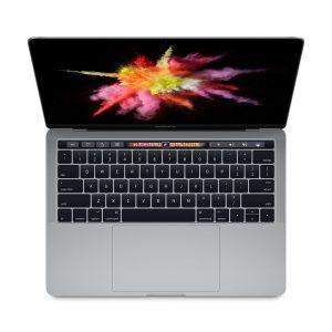 """MacBook Pro 13"""" 4TBT Mid 2017 (Intel Core i5 3.1 GHz 8 GB RAM 512 GB SSD), Space Gray, Intel Core i5 3.1 GHz, 8 GB RAM, 512 GB SSD"""
