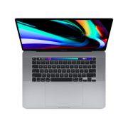 "MacBook Pro 16"" Touch Bar, Space Gray, Intel 6-Core i7 2.6 GHz, 32 GB RAM, 512 GB SSD"