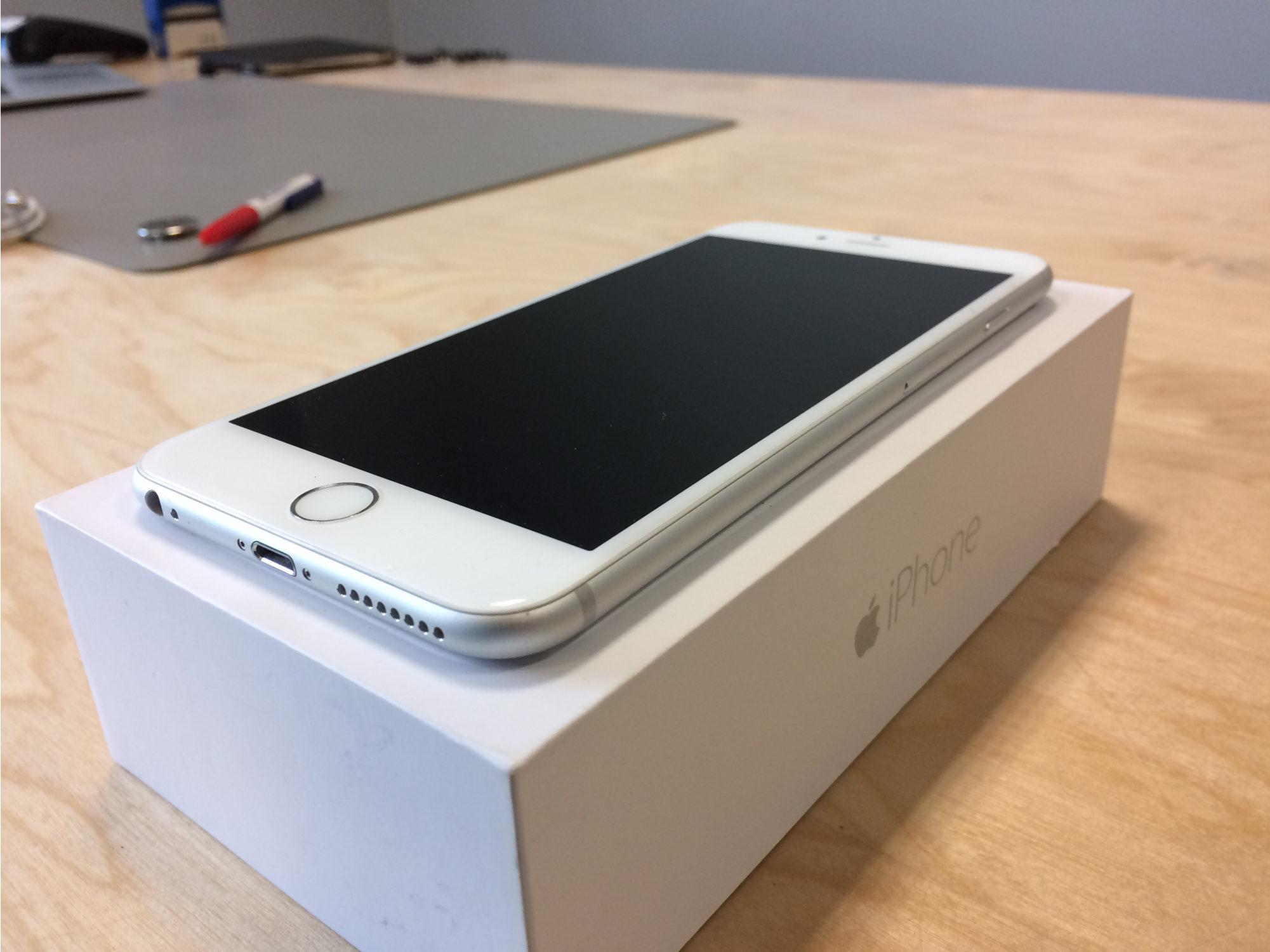iPhone 6 Plus 64GB, 64GB, Silver, Afbeelding 5