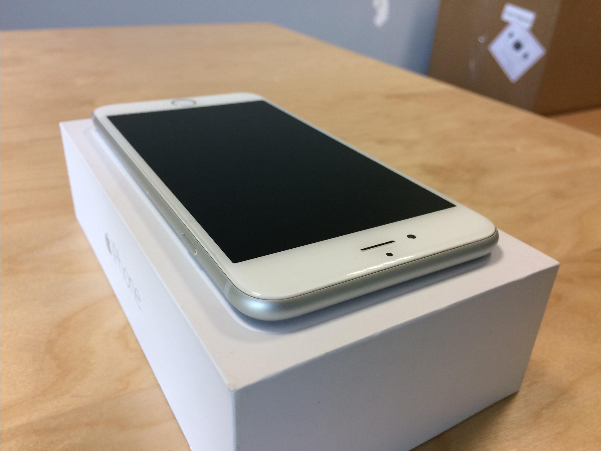 iPhone 6 Plus 64GB, 64GB, Silver, Afbeelding 6