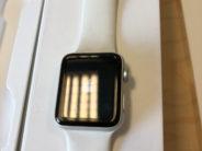 Watch Series 2 Aluminum (42mm), WHITE