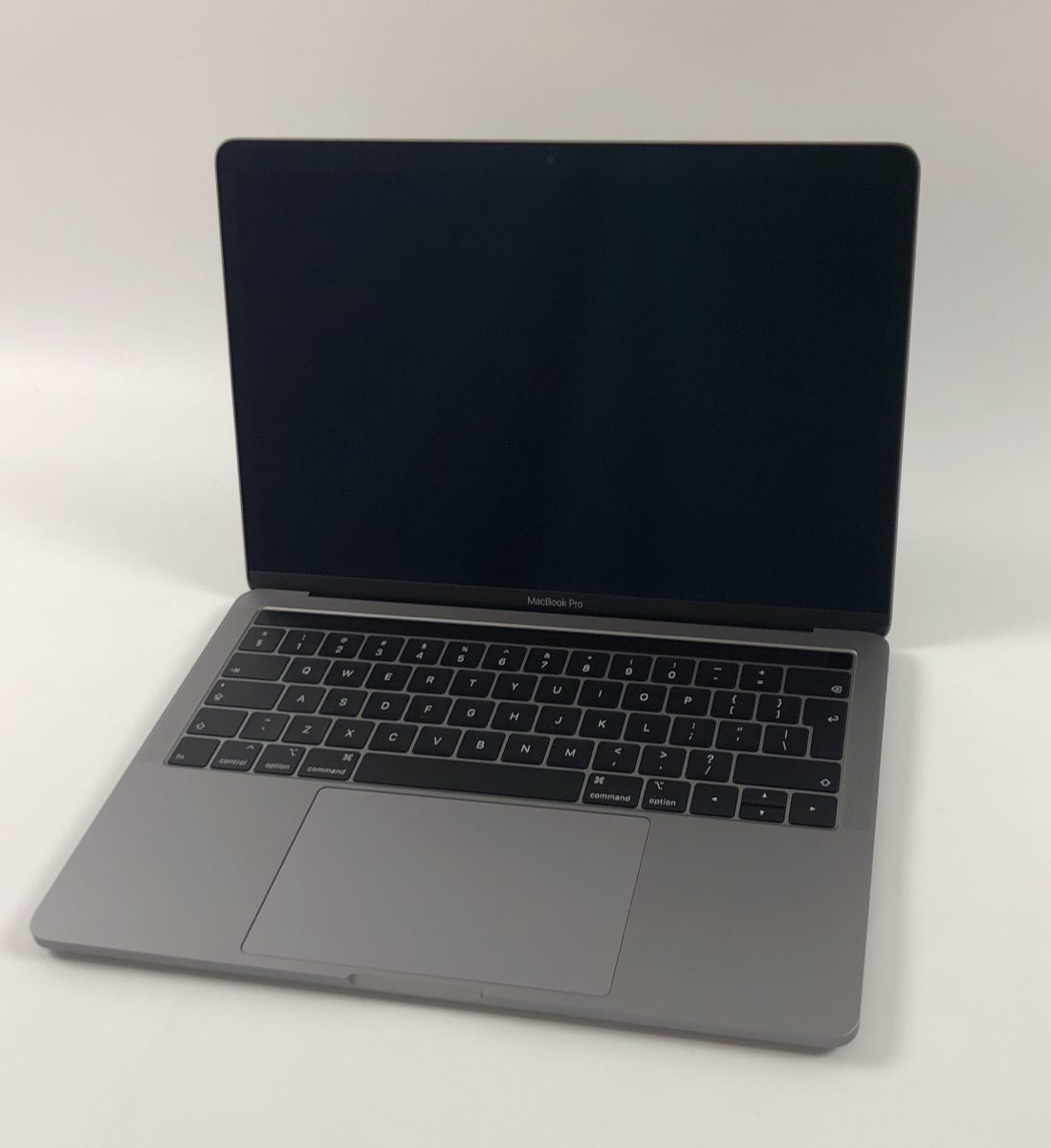 "MacBook Pro 13"" 4TBT Mid 2018 (Intel Quad-Core i5 2.3 GHz 8 GB RAM 512 GB SSD), Space Gray, Intel Quad-Core i5 2.3 GHz, 8 GB RAM, 512 GB SSD, obraz 1"