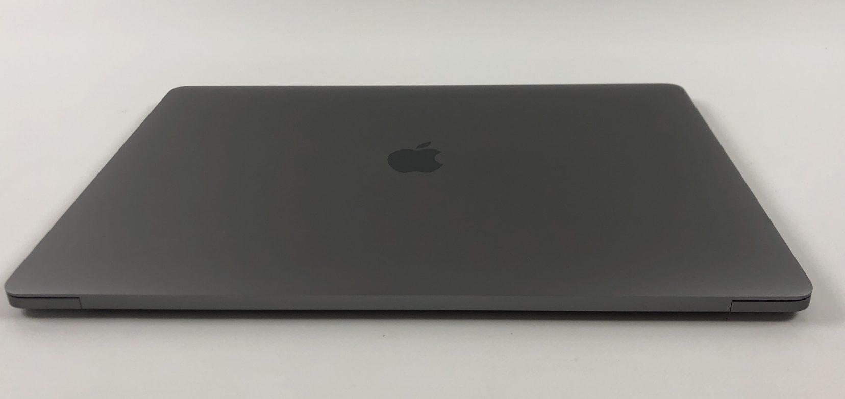 "MacBook Pro 15"" Touch Bar Late 2016 (Intel Quad-Core i7 2.7 GHz 16 GB RAM 512 GB SSD), Space Gray, Intel Quad-Core i7 2.7 GHz, 16 GB RAM, 512 GB SSD, obraz 3"