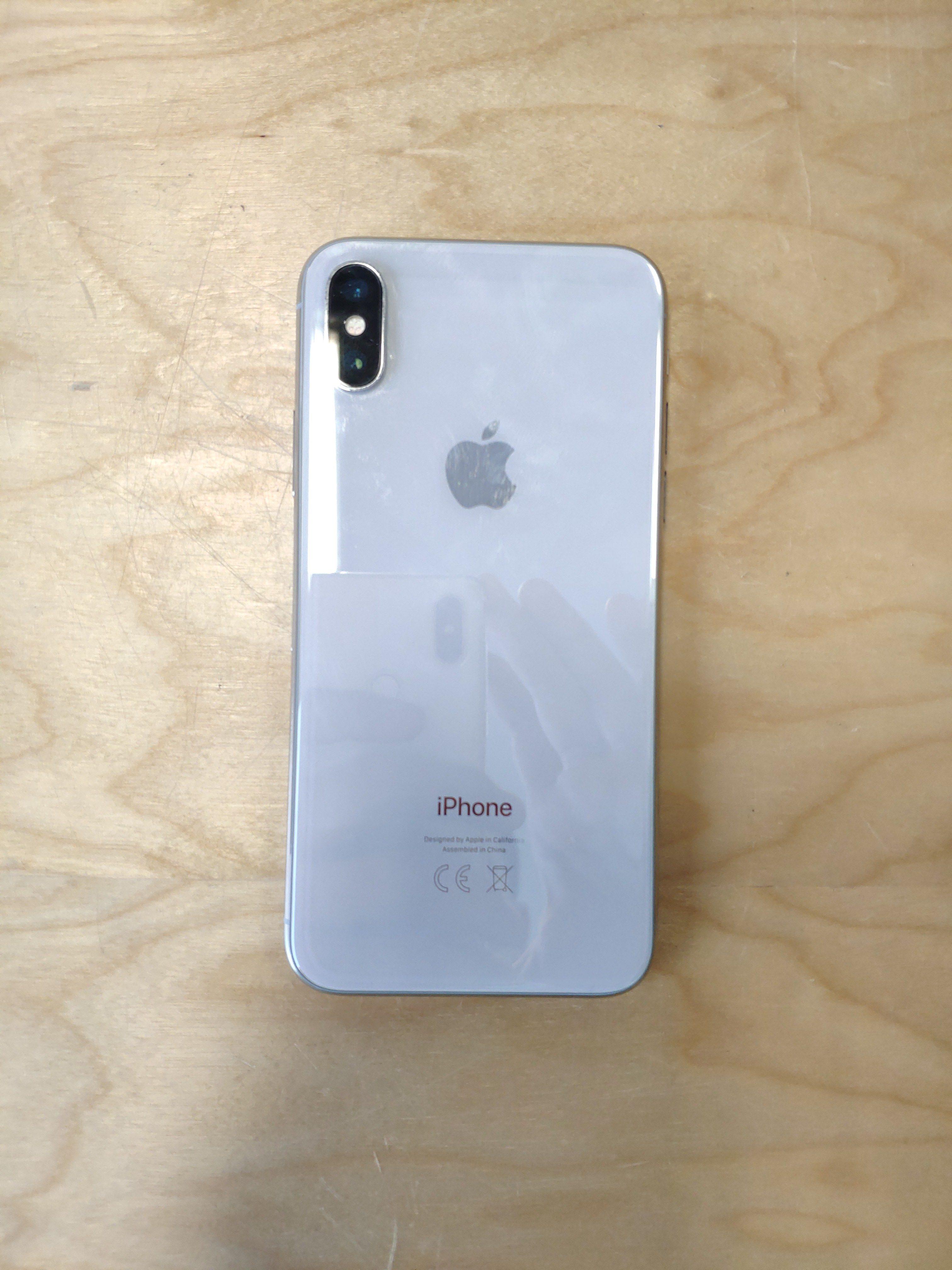 iPhone X 256GB, 256 GB, White, imagen 2
