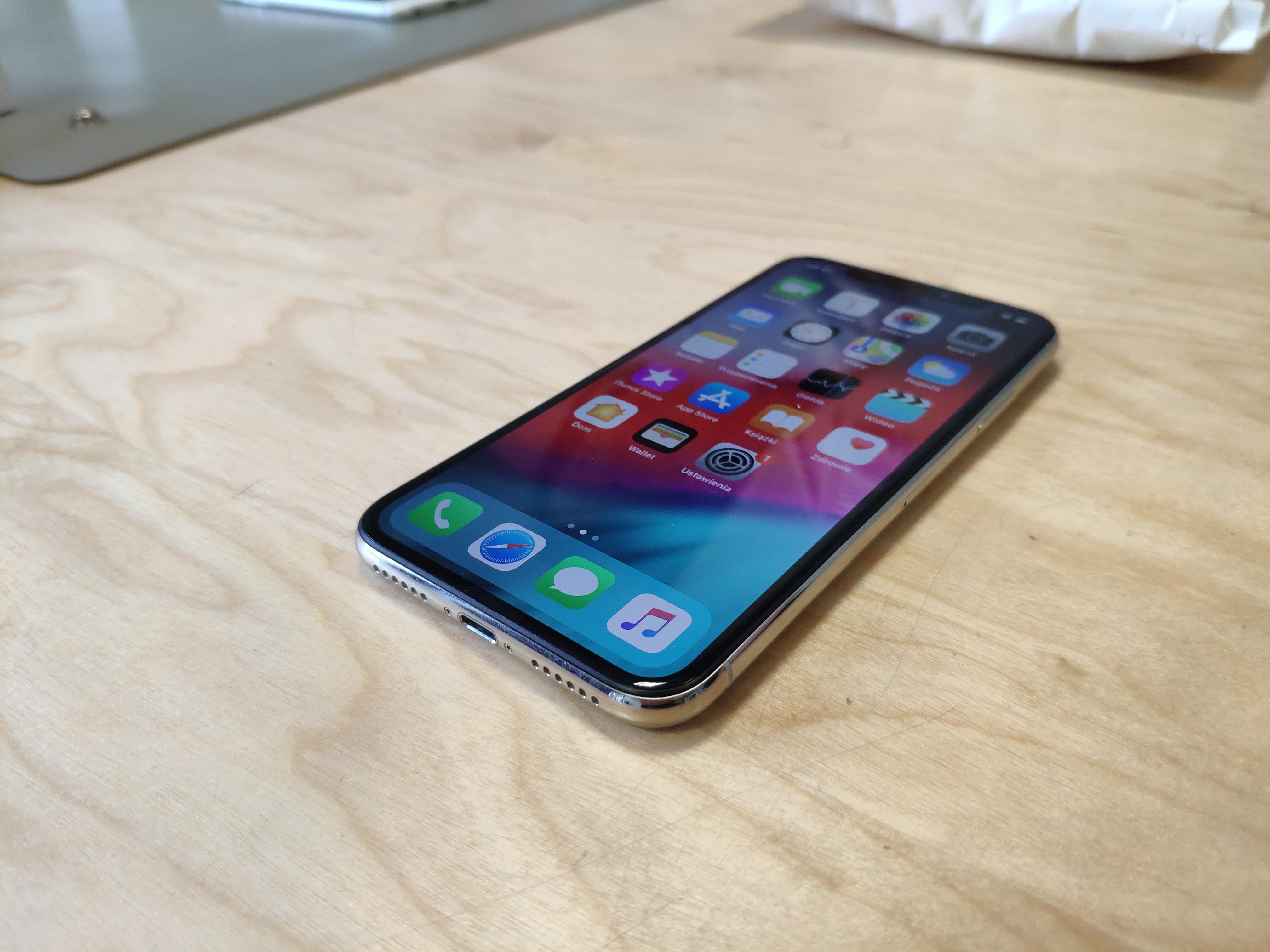 iPhone X 256GB, 256 GB, White, imagen 3