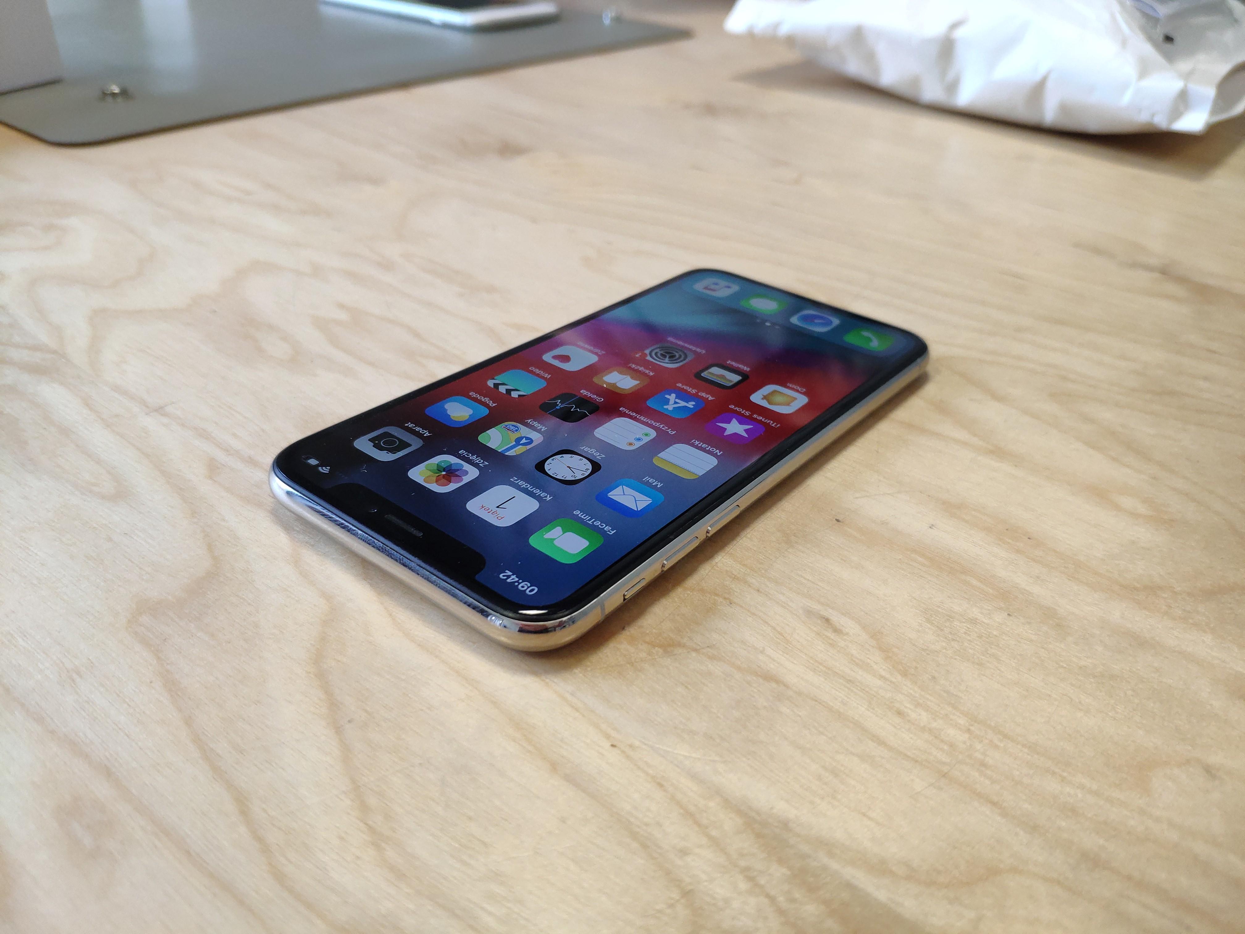 iPhone X 256GB, 256 GB, White, imagen 5