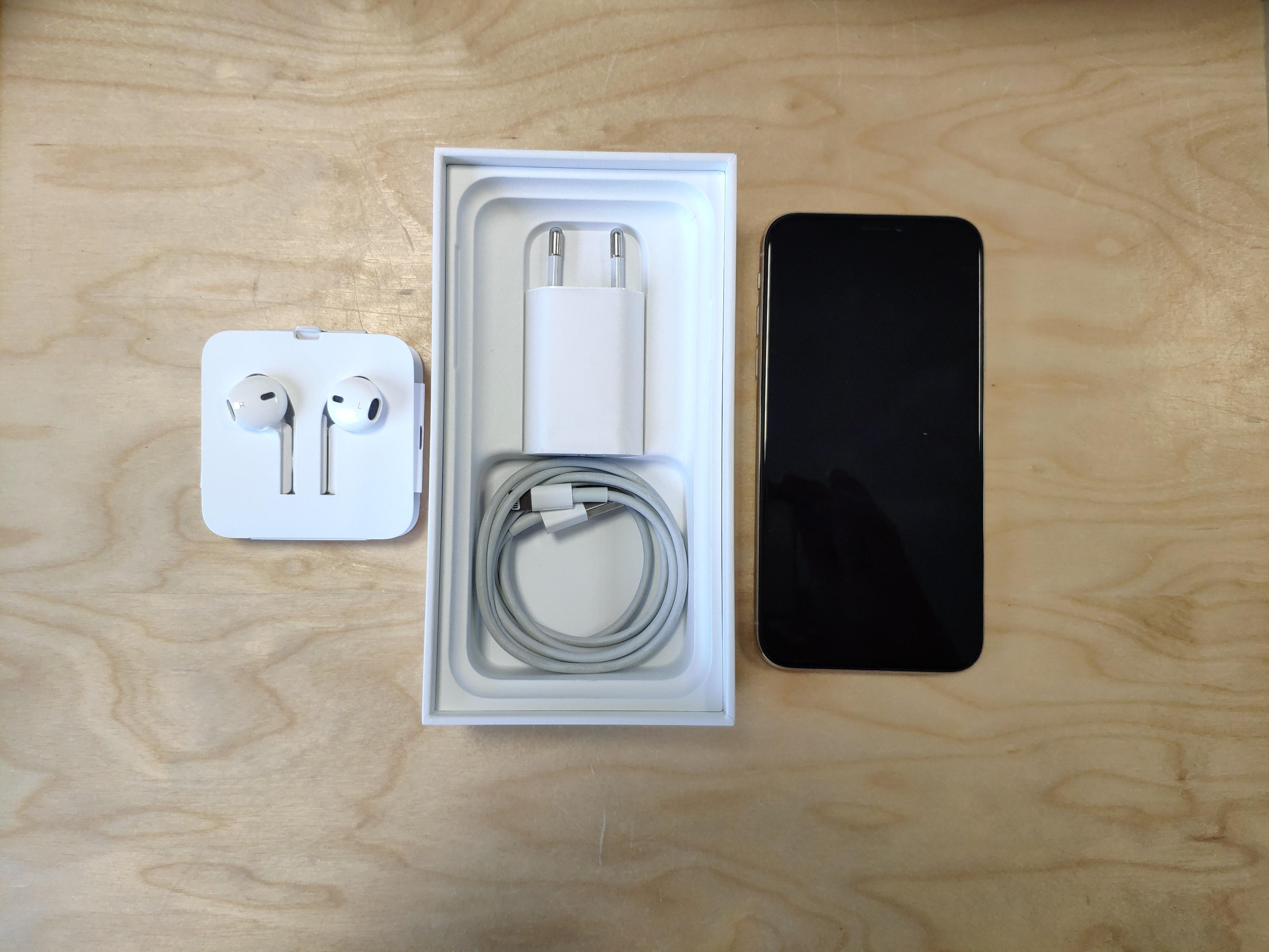 iPhone X 256GB, 256 GB, White, imagen 6