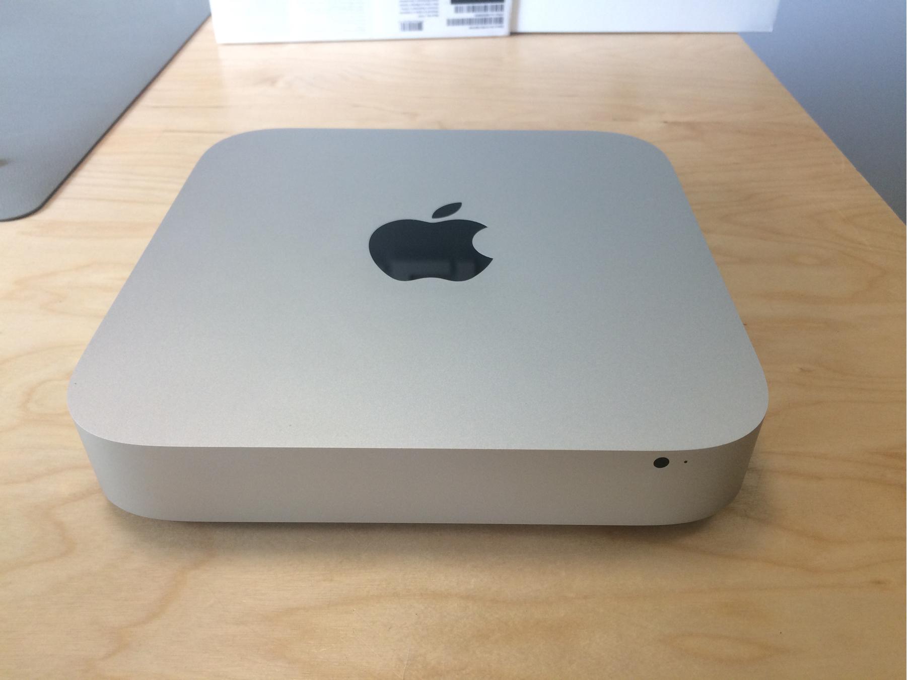 Mac Mini Late 2014 (Intel Core i5 2.6 GHz 8 GB RAM 1 TB HDD), 2.6 GHz Intel Core i5, 8GB 1600 MHz, 1TB HDD, obraz 1