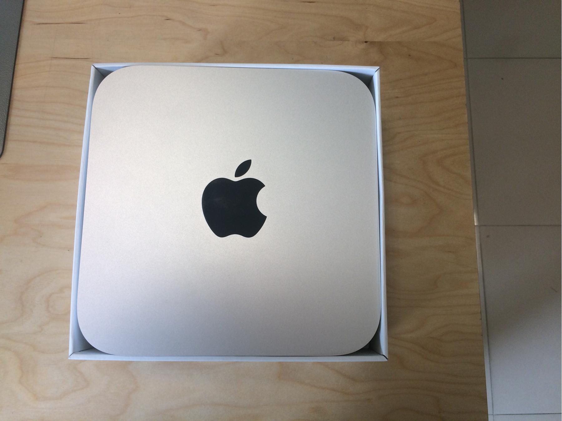 Mac Mini Late 2014 (Intel Core i5 2.6 GHz 8 GB RAM 1 TB HDD), 2.6 GHz Intel Core i5, 8GB 1600 MHz, 1TB HDD, obraz 4
