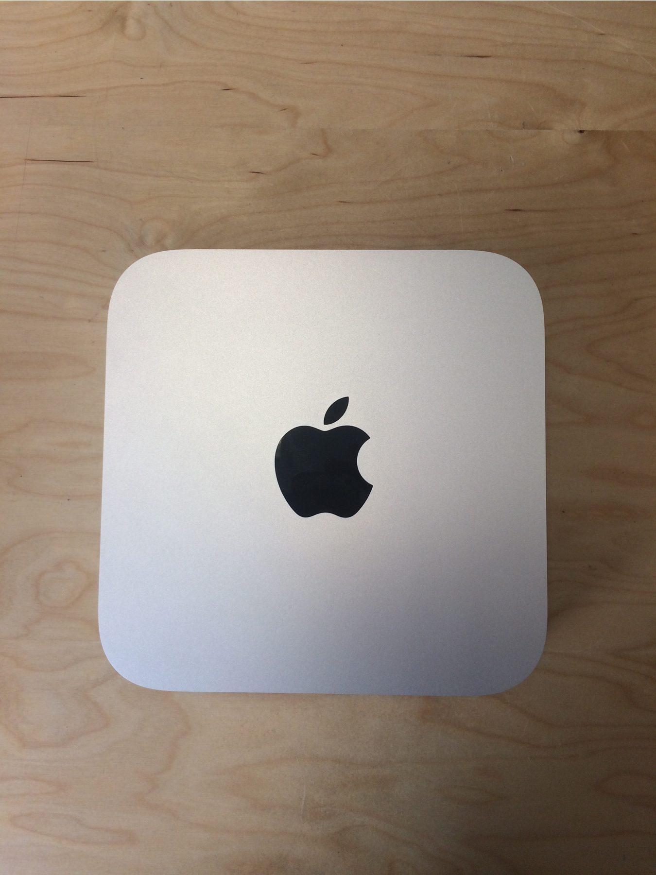 Mac Mini Late 2014 (Intel Core i5 2.6 GHz 8 GB RAM 1 TB HDD), Intel Core i5 2.6 GHz, 8 GB RAM, 1 TB HDD, obraz 3