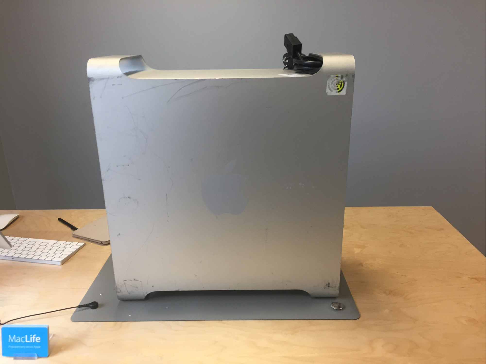 Mac Pro Silver, 2.3 GHz PowerPC G5, 2GB DDR2, 160GB, obraz 2